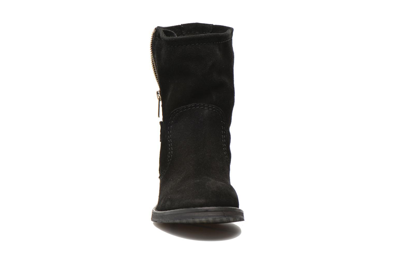 Bottines et boots Jonak Ophelai Noir vue portées chaussures