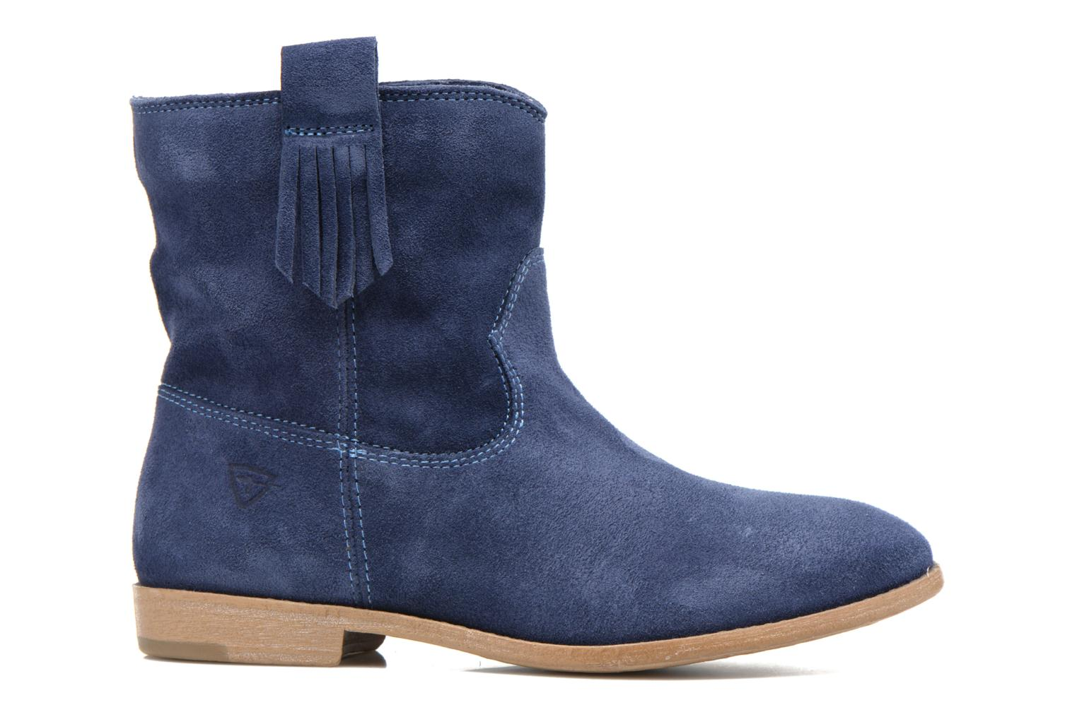 Ankle boots Tamaris Selina Blue back view