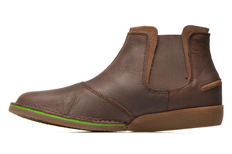 Stiefeletten & Boots El Naturalista Evolve NC41 braun ansicht von vorne