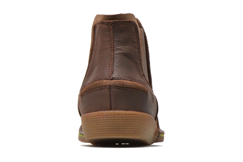 Stiefeletten & Boots El Naturalista Evolve NC41 braun ansicht von rechts