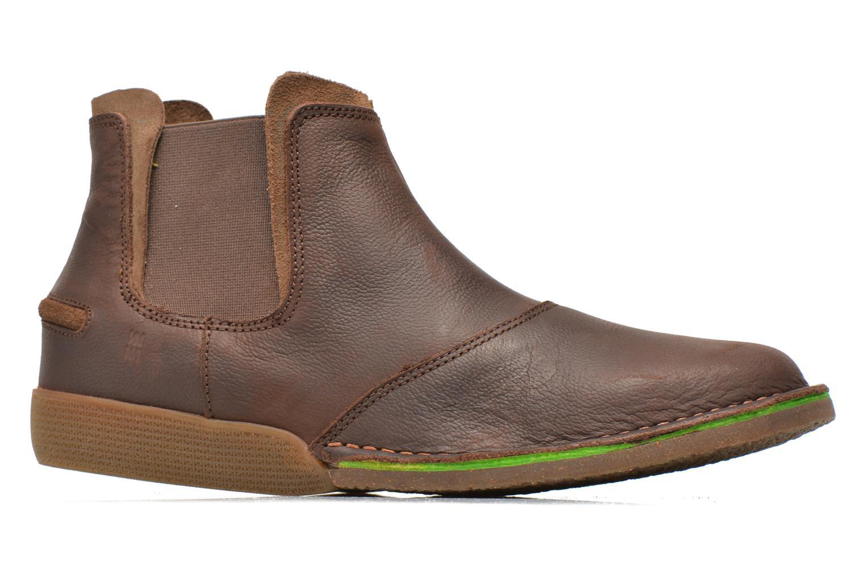 Stiefeletten & Boots El Naturalista Evolve NC41 braun ansicht von hinten