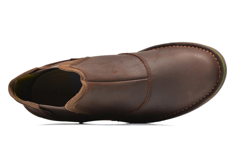 Stiefeletten & Boots El Naturalista Evolve NC41 braun ansicht von links