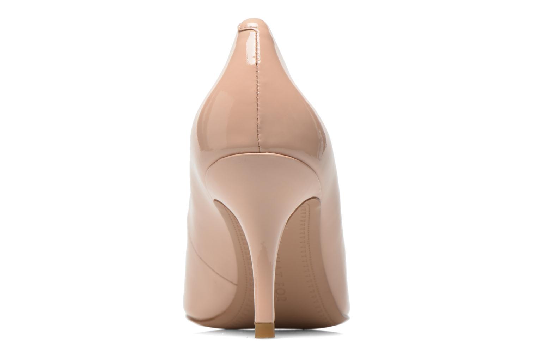 Zapatos de tacón What For Kate Rosa vista lateral derecha
