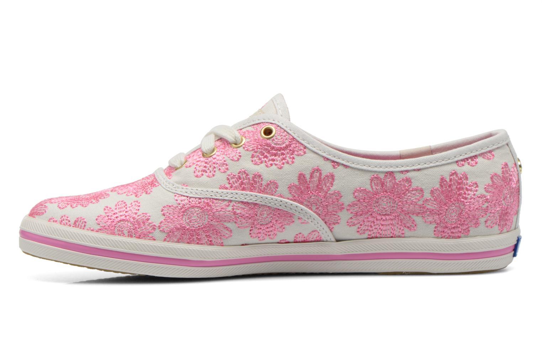 Sneaker Keds Ch Daisy Embroidery rosa ansicht von vorne