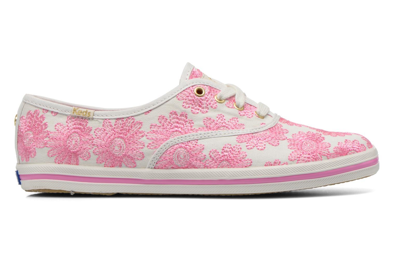 Sneaker Keds Ch Daisy Embroidery rosa ansicht von hinten