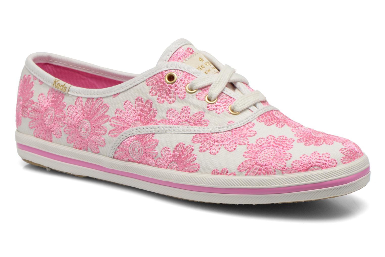 Sneaker Keds Ch Daisy Embroidery rosa detaillierte ansicht/modell