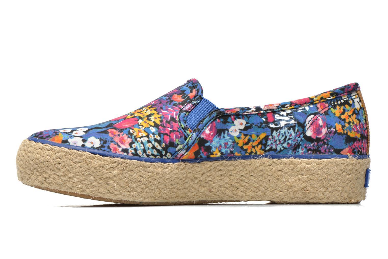 Sneaker Keds Triple Decker Liberty Floral mehrfarbig ansicht von vorne