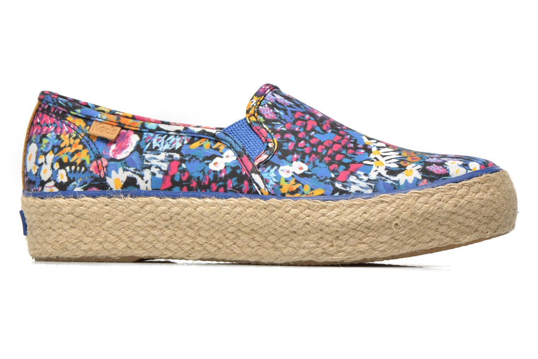 Sneaker Keds Triple Decker Liberty Floral mehrfarbig ansicht von hinten