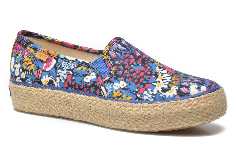 Sneaker Keds Triple Decker Liberty Floral mehrfarbig detaillierte ansicht/modell