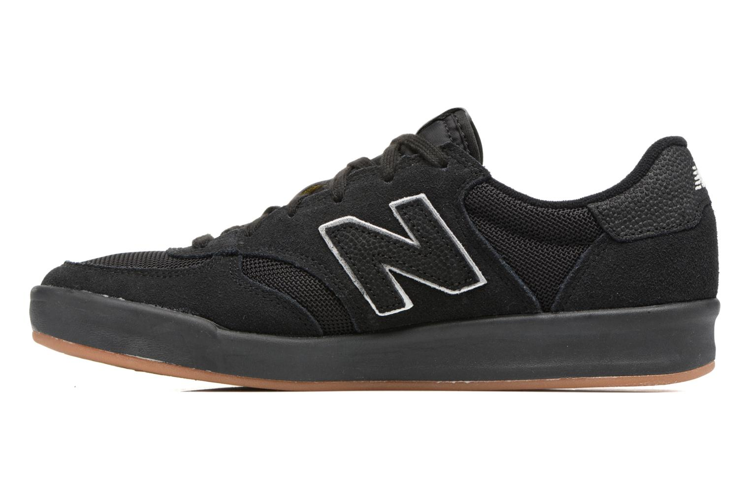 Trainers New Balance CRT300 Black front view