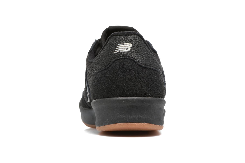 Baskets New Balance CRT300 Noir vue droite