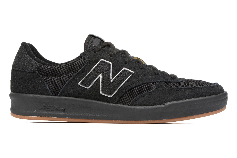 Sneaker New Balance CRT300 schwarz ansicht von hinten