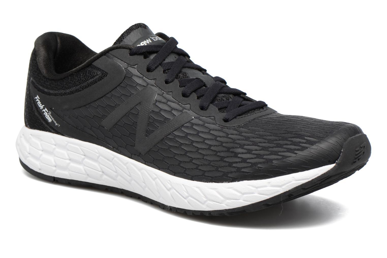 Sport shoes New Balance MBORA Black detailed view/ Pair view