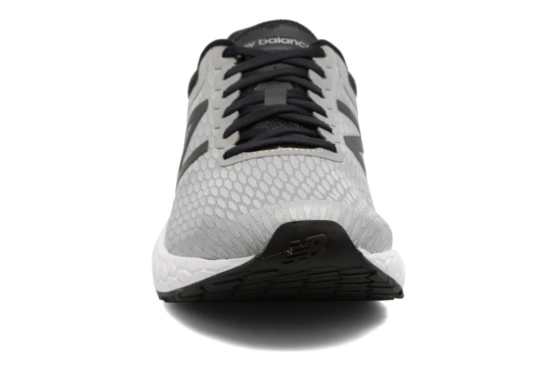 MBORA Metallic silver black white