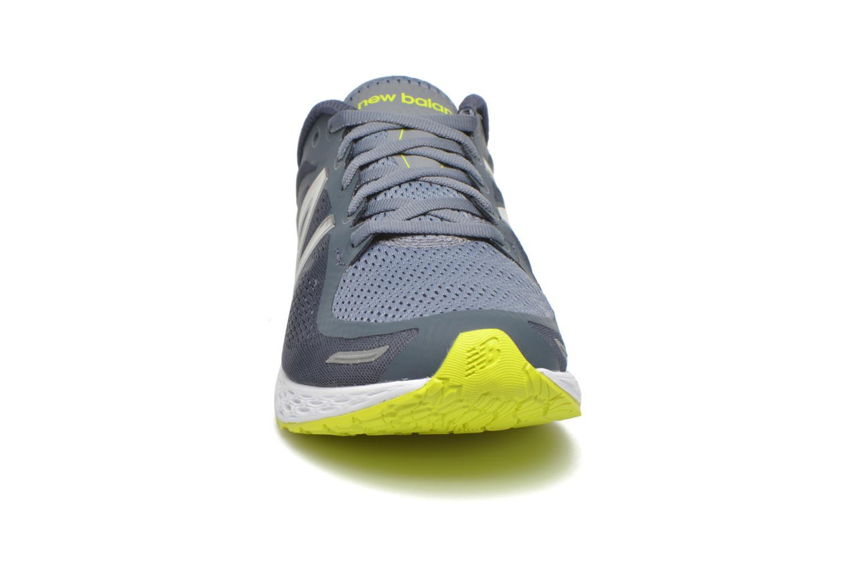 Chaussures de sport New Balance MZANT Gris vue portées chaussures