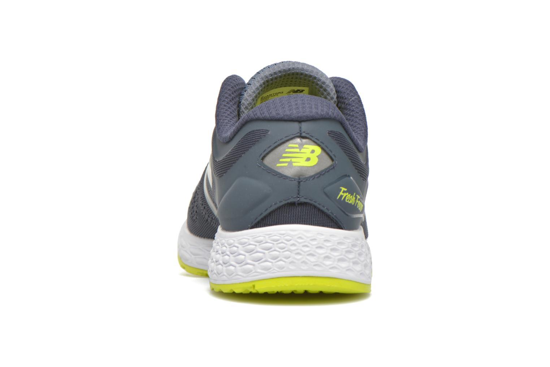 Chaussures de sport New Balance MZANT Gris vue droite