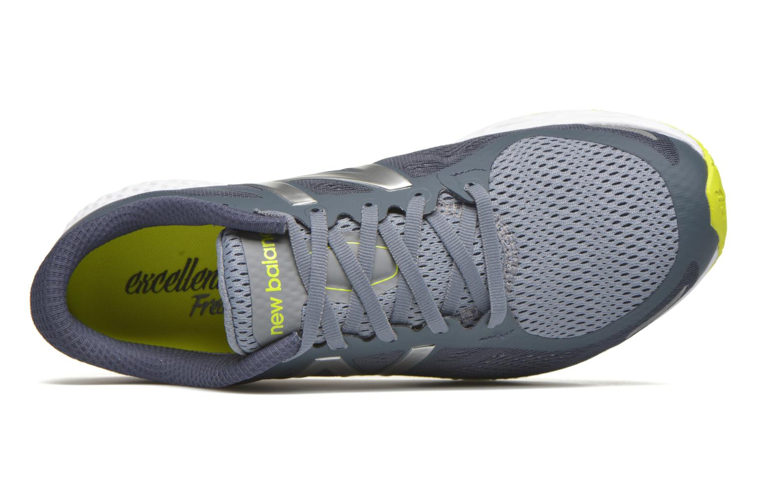 MZANT GR2 Grey/Yellow