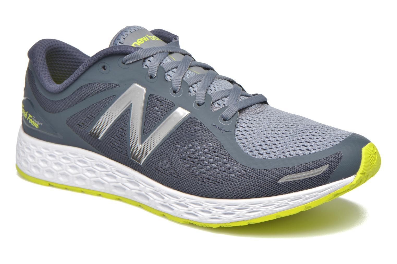 Chaussures de sport New Balance MZANT Gris vue détail/paire