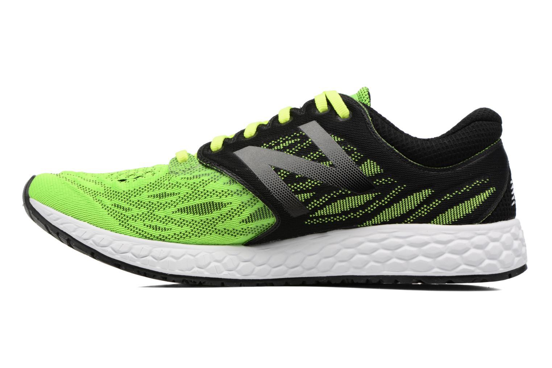 Chaussures de sport New Balance MZANT Vert vue face