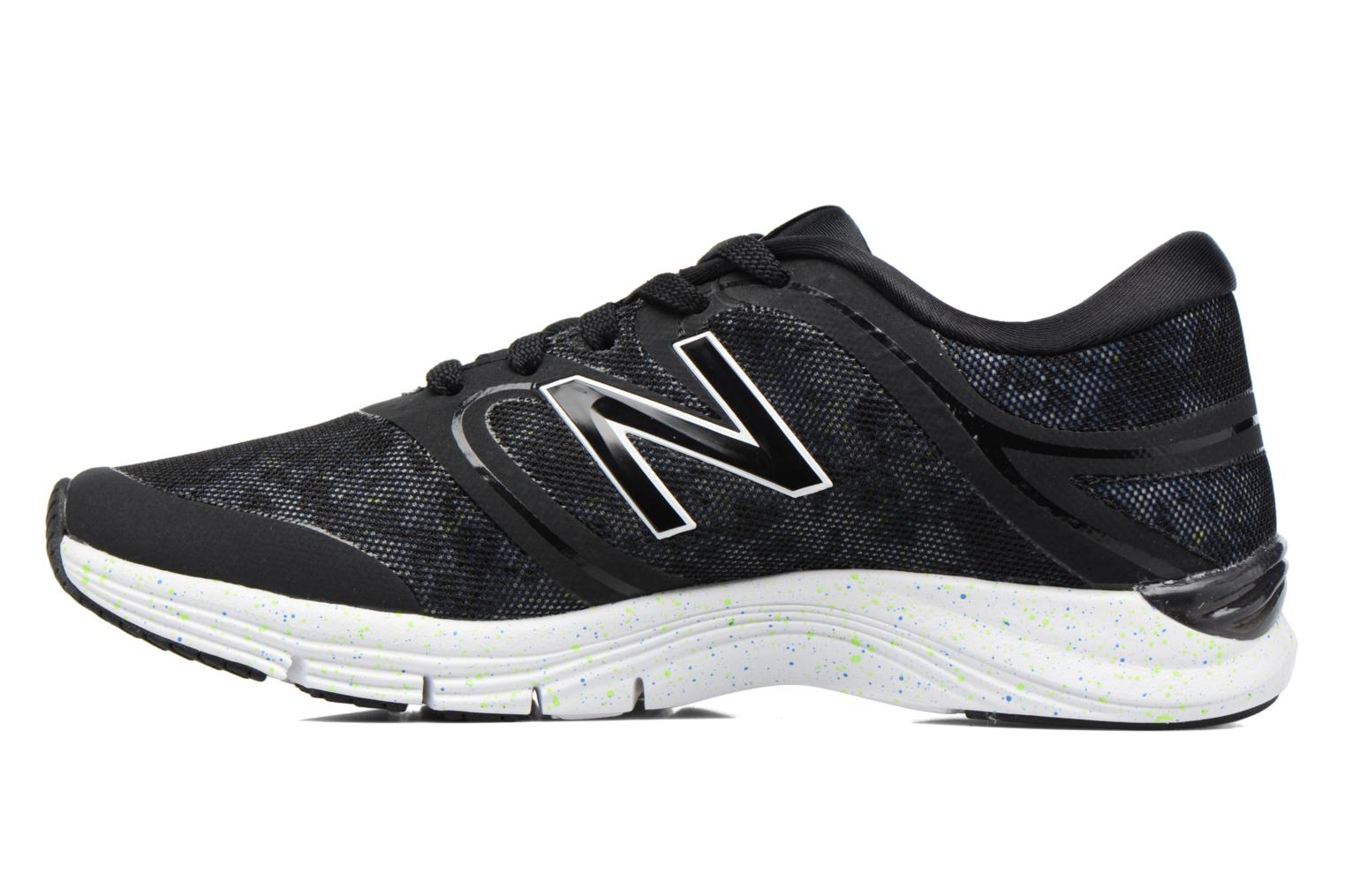 Sport shoes New Balance WX711 Black front view