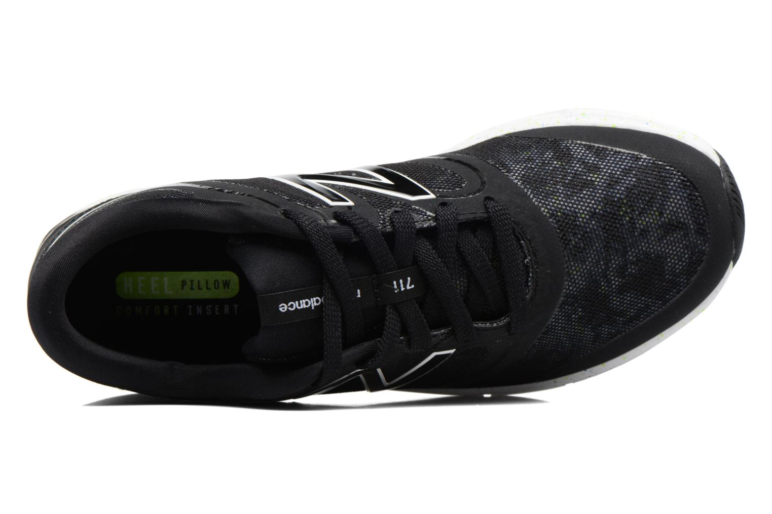 Sport shoes New Balance WX711 Black view from the left