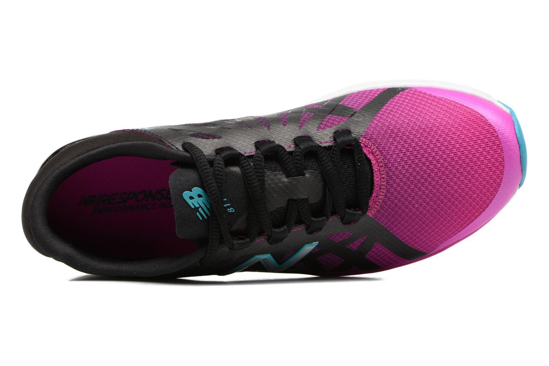 Zapatillas de deporte New Balance WX811 Violeta      vista lateral izquierda