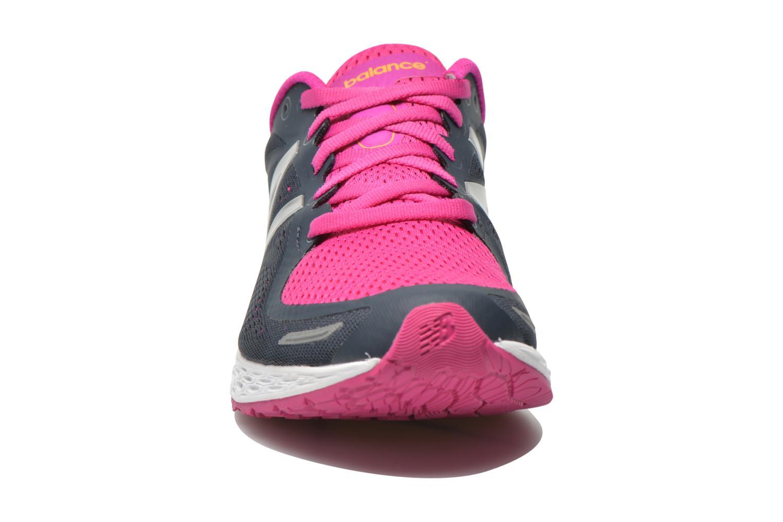 Chaussures de sport New Balance WZANT Rose vue portées chaussures