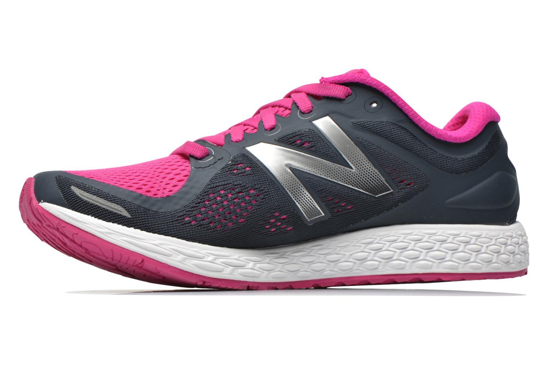 Chaussures de sport New Balance WZANT Rose vue face