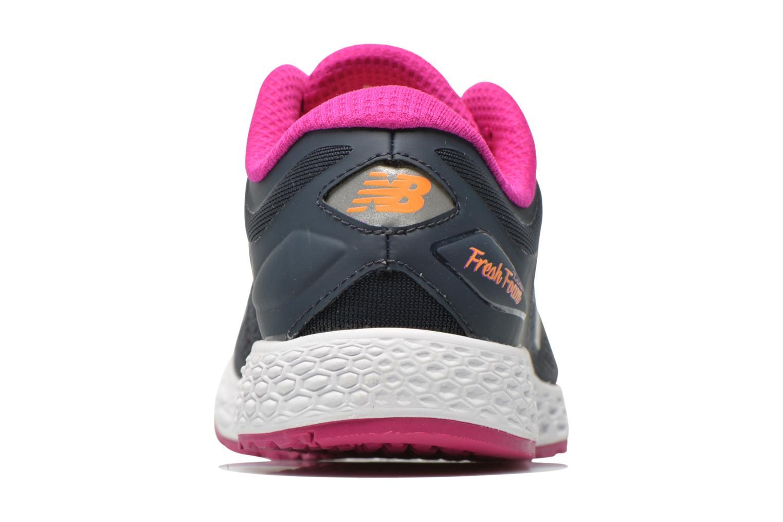 Chaussures de sport New Balance WZANT Rose vue droite