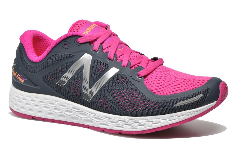 Chaussures de sport New Balance WZANT Rose vue détail/paire