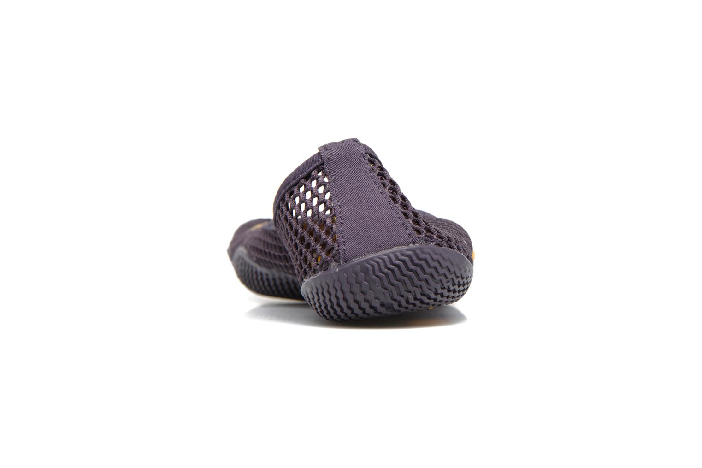 Zapatillas de deporte Vibram FiveFingers Vi-B Violeta      vista lateral derecha