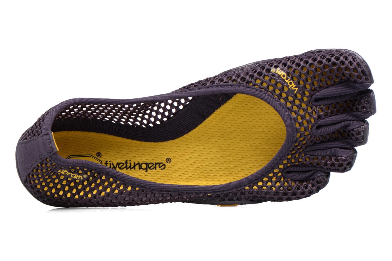 Zapatillas de deporte Vibram FiveFingers Vi-B Violeta      vista lateral izquierda