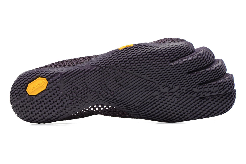 Chaussures de sport Vibram FiveFingers Vi-B Violet vue haut