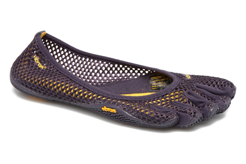 Chaussures de sport Vibram FiveFingers Vi-B Violet vue détail/paire