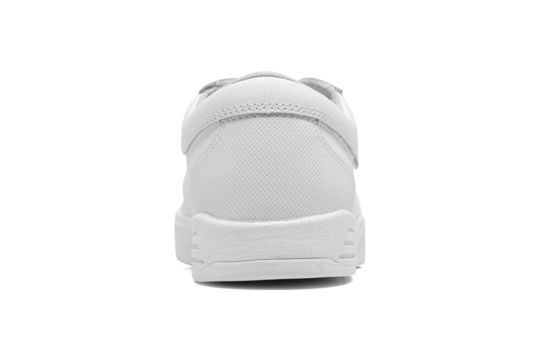 Chaussures de sport Supra Hammer Blanc vue droite
