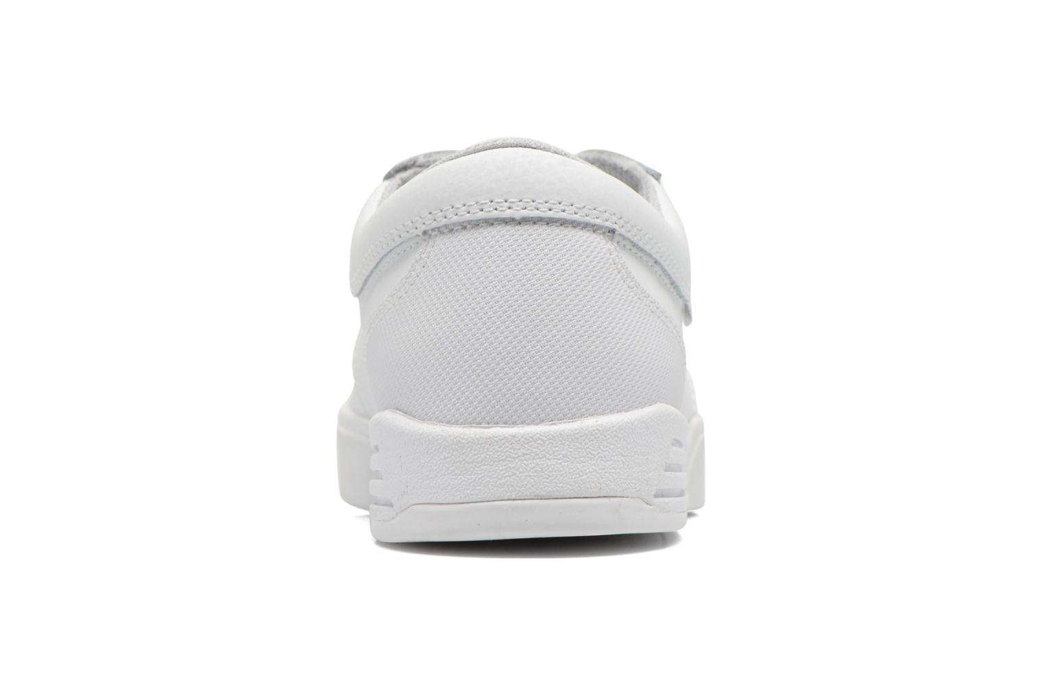Sport shoes Supra Hammer White view from the right