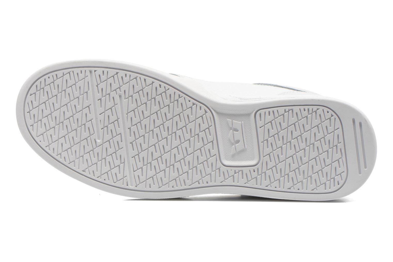 Chaussures de sport Supra Hammer Blanc vue haut