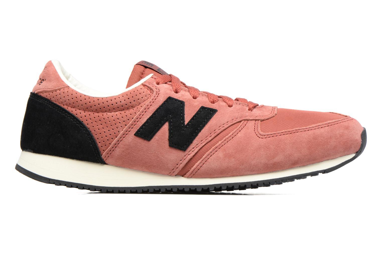 Sneaker New Balance U420 M orange ansicht von hinten