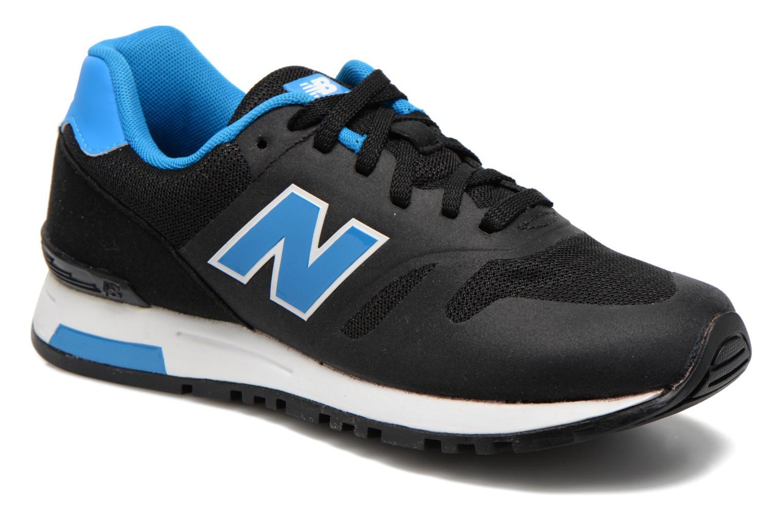 Grandes descuentos últimos zapatos New Balance ML565 D W (Negro) - Deportivas Descuento