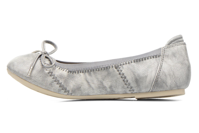 Ballerina's Mustang shoes Leah Zilver voorkant
