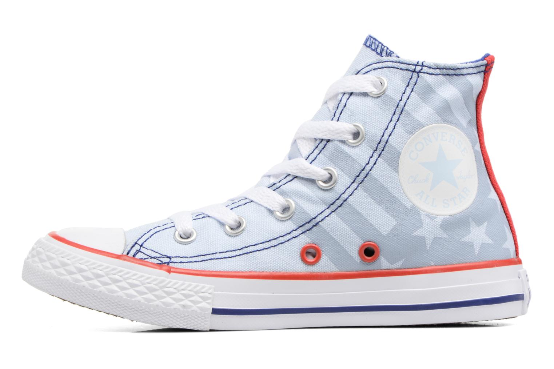 Chuck Taylor All Star Hi Porpoise/True Indigo/White