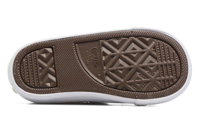 Sneakers Converse Chuck Taylor All Star 2V Ox Bianco immagine dall'alto