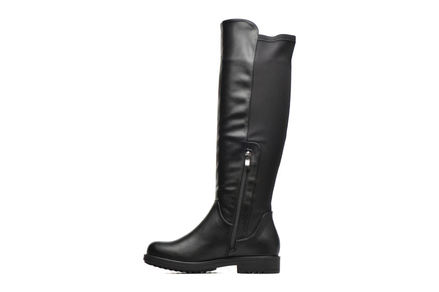 Boots & wellies I Love Shoes THAMANE Black front view
