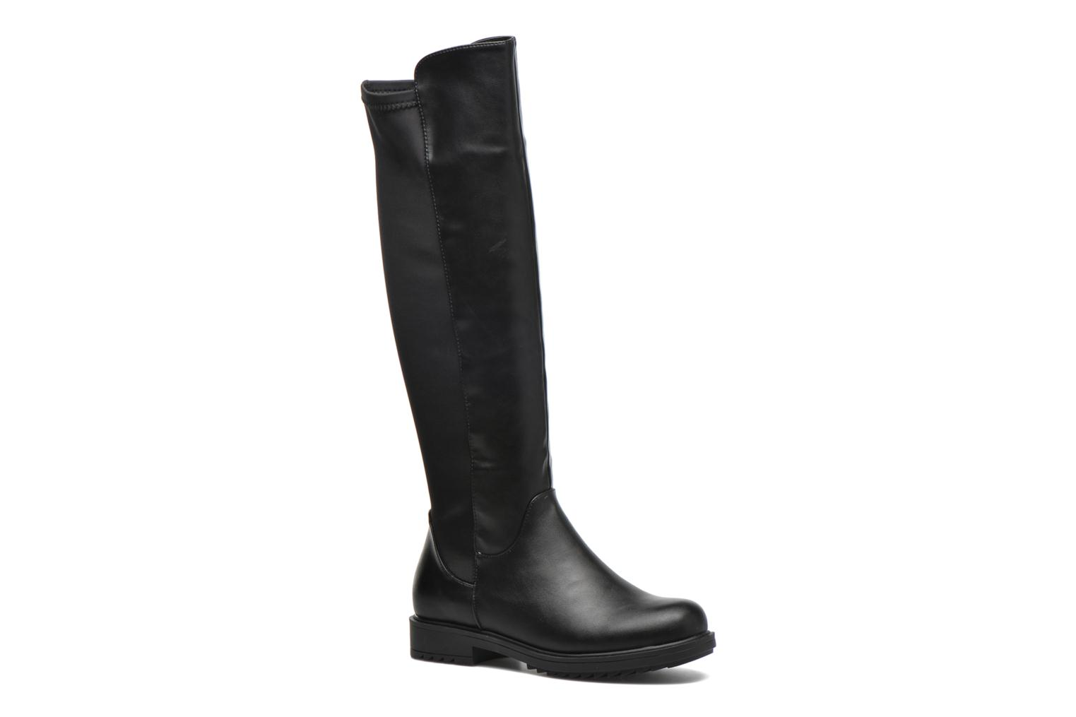 Boots & wellies I Love Shoes THAMANE Black detailed view/ Pair view