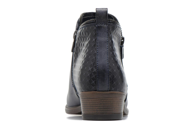 Stiefeletten & Boots I Love Shoes Tharte blau ansicht von rechts