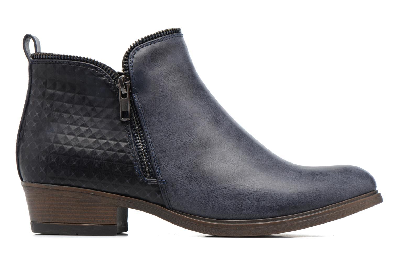 Stiefeletten & Boots I Love Shoes Tharte blau ansicht von hinten