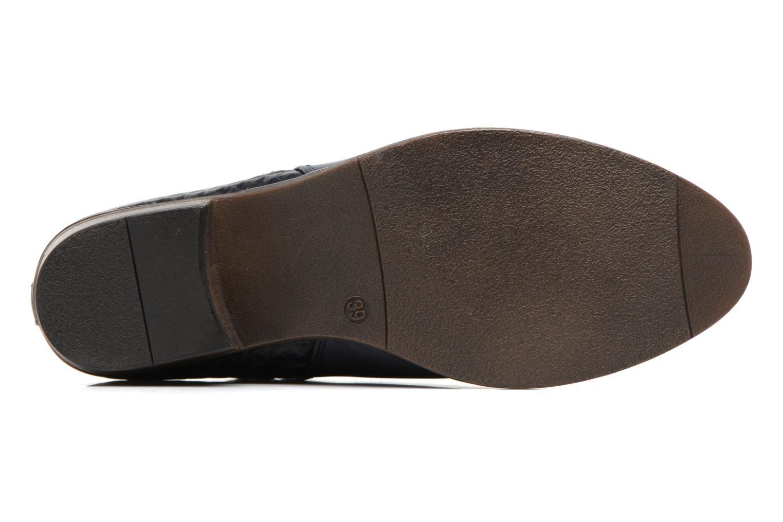 Stiefeletten & Boots I Love Shoes Tharte blau ansicht von oben