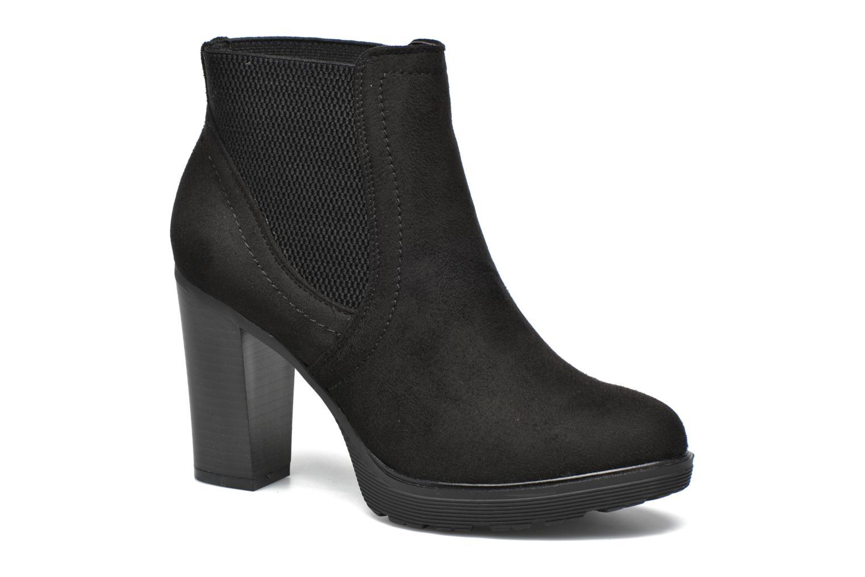 Boots I Love Shoes THASSE Svart detaljerad bild på paret
