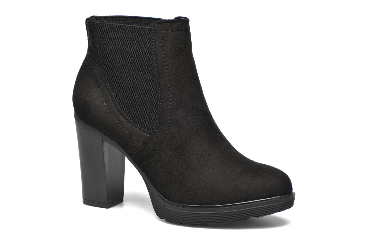 Ankle boots I Love Shoes THASSE Black detailed view/ Pair view