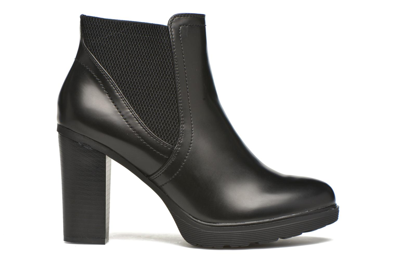 Ankle boots I Love Shoes THASSE Black back view